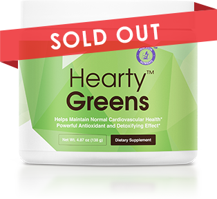 Hearty Greens Sold Out